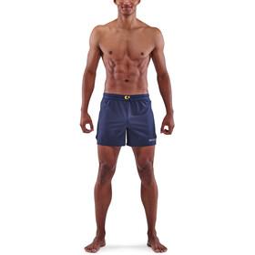 Skins Series-3 Kør shorts Herrer, blå